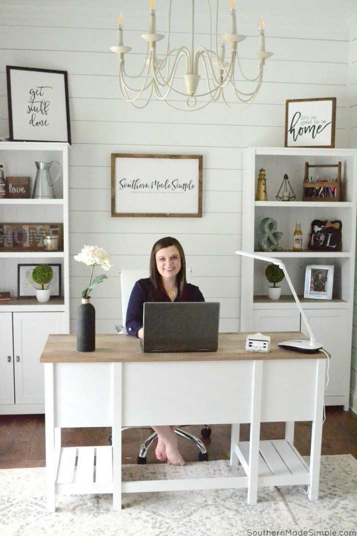 P I N T E R E S T: @jacquerosee :)  Home office furniture, Home  - Pinterest Home Office Ideas