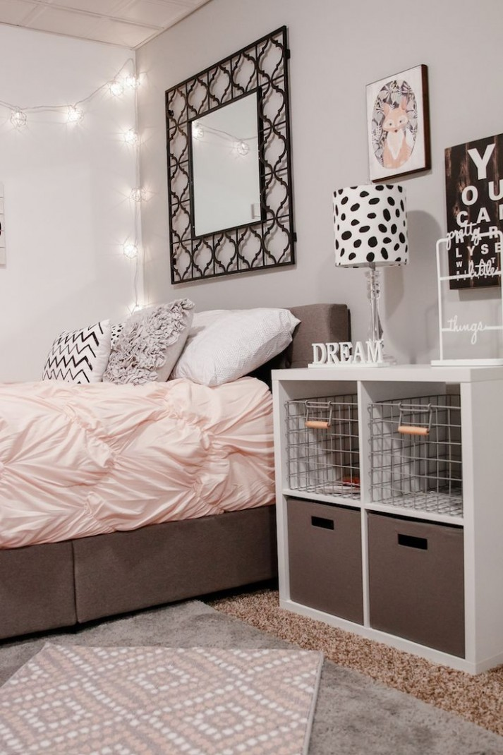 Pin on Bedroom Decor - Bedroom Ideas Teenage Girl