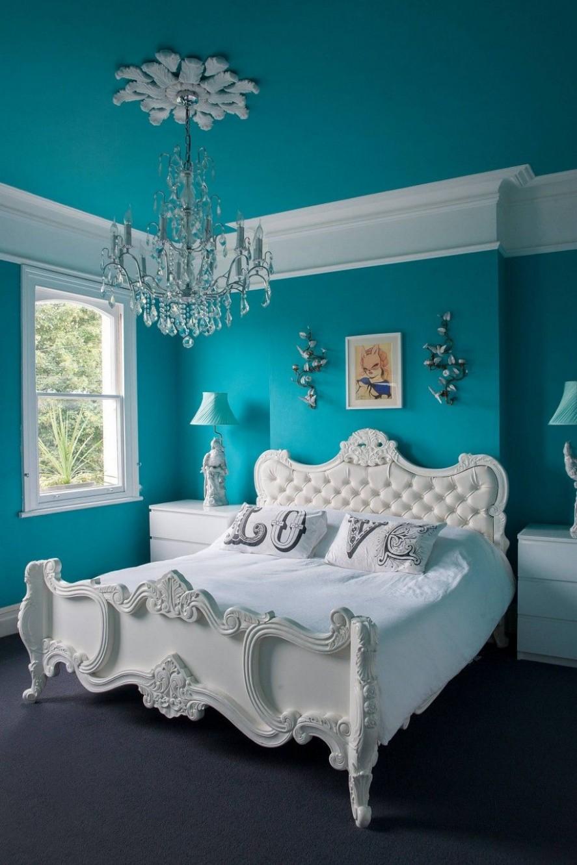 Pin on Bedroom ideas - Bedroom Ideas Turquoise