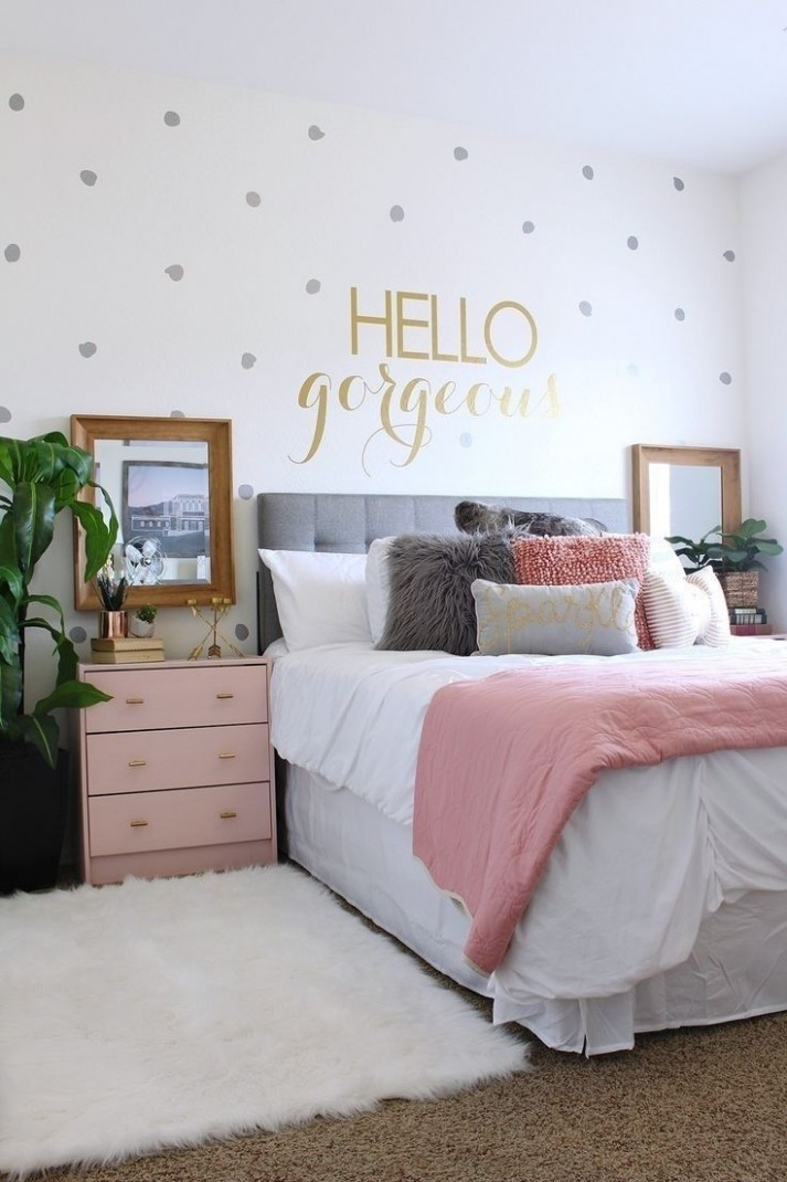 Pin on For the Home - Bedroom Ideas Teenage