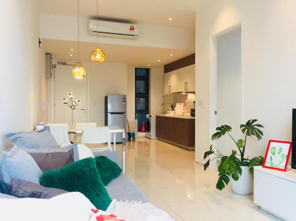 Premier Room 11mMRT@ KLCC Pavillion Bukit Bintang Entire  - Baby Room Klcc