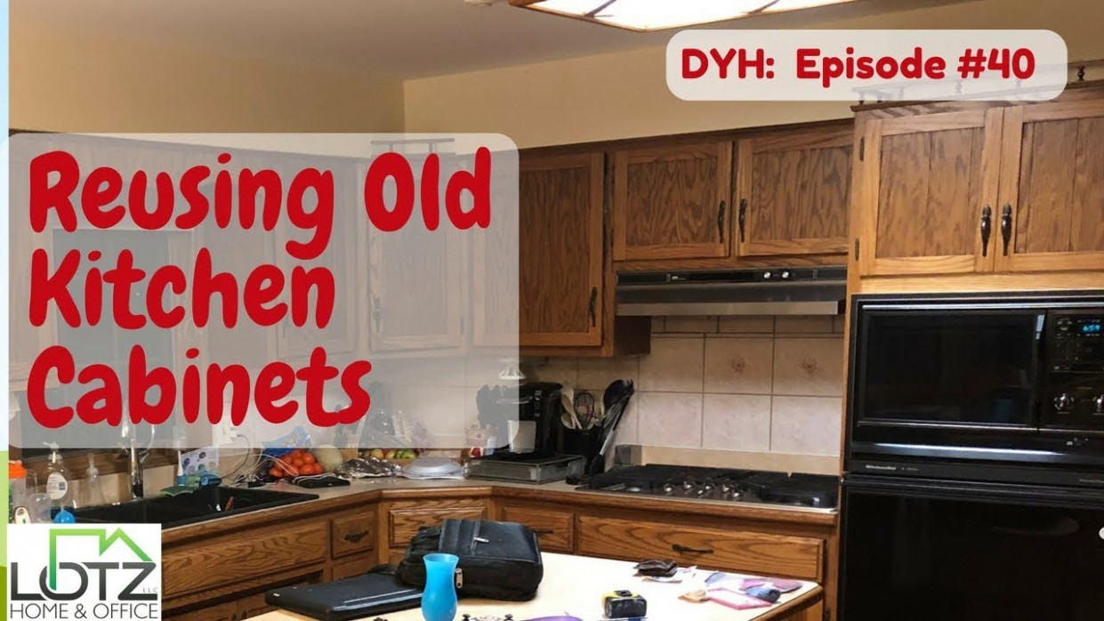 Reusing Old Kitchen Cabinets  Moving Cabinets to Other Areas of Home - Donate Kitchen Cabinets Chicago