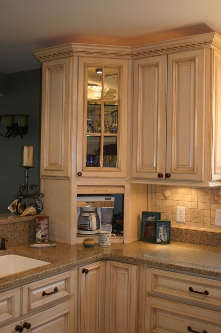 Royals Designers Source - Remodel  Old kitchen cabinets, Kitchen  - Corner Kitchen Cabinet Appliance Garage