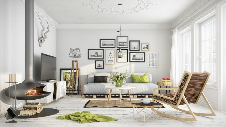 Scandinavian Living Room Design: Ideas & Inspiration - Scandinavian Apartment Decor Ideas