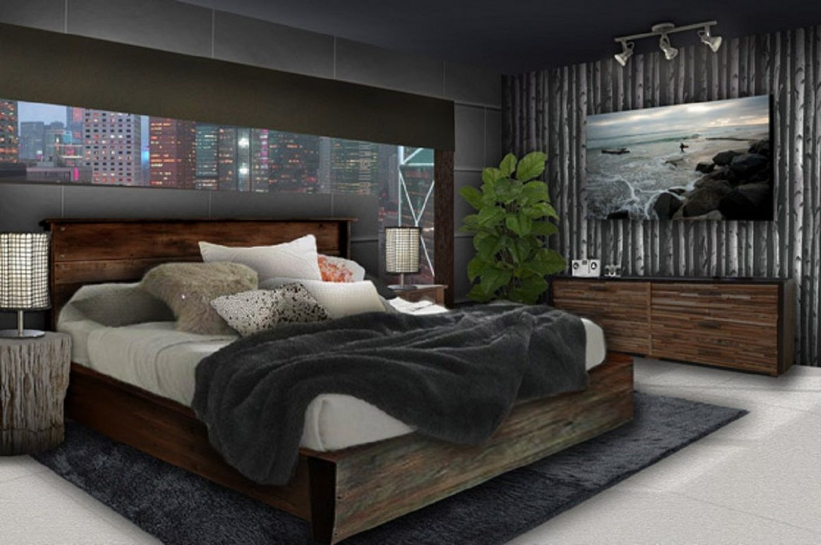 See more ideas about Living spaces, Architecture and Live  Tags  - Bedroom Ideas Male