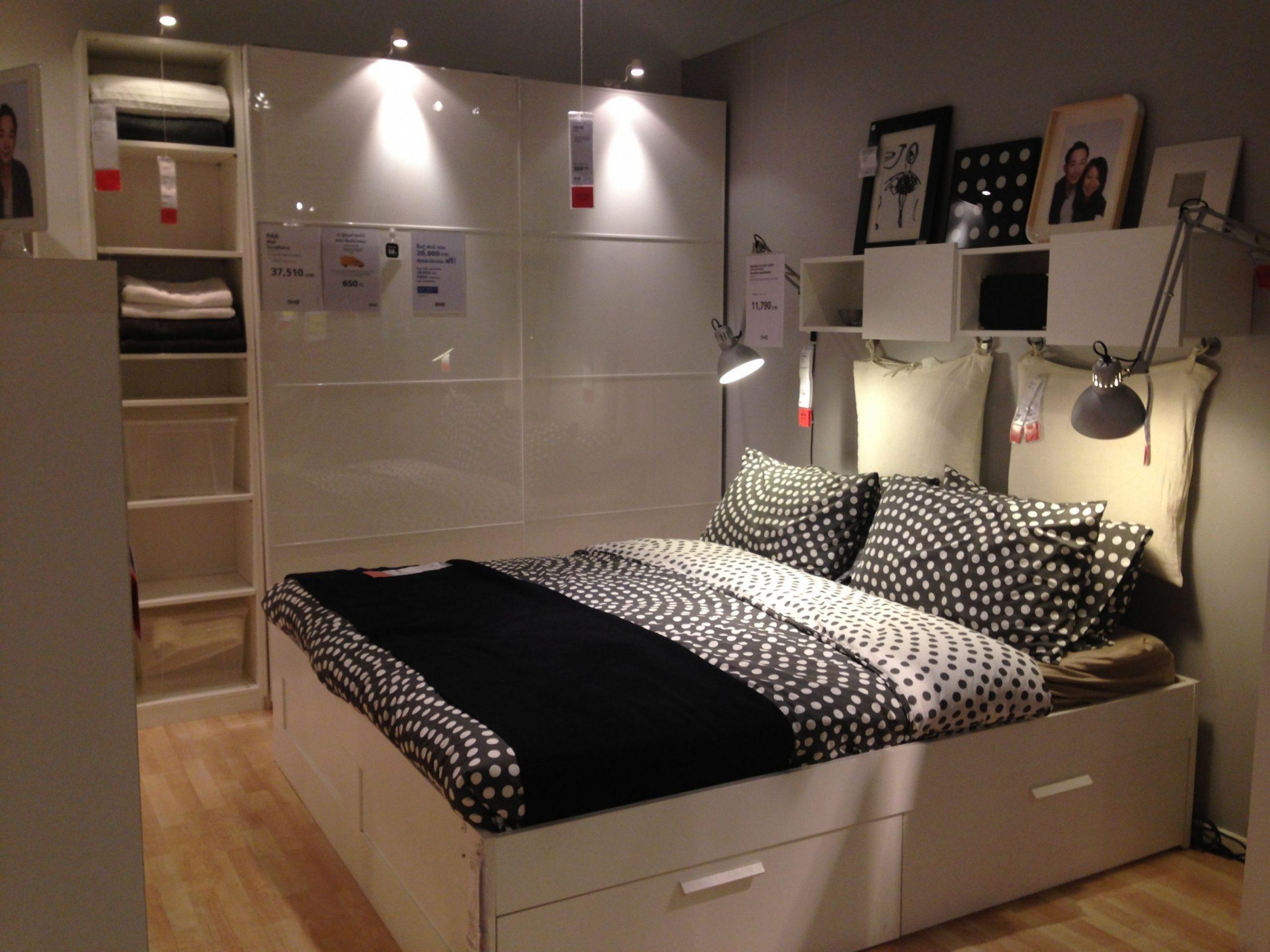 Showroom Bedroom at iKea  Ikea showroom, Ikea bedroom, Ikea  - Bedroom Ideas Ikea