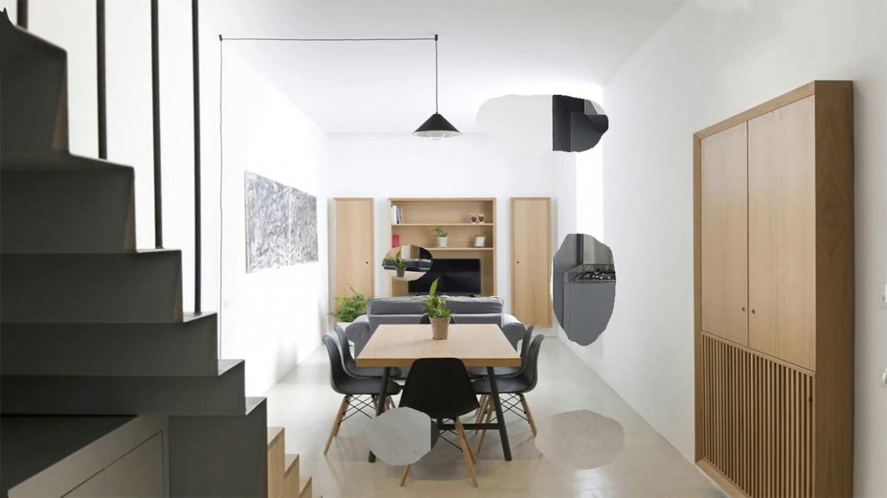 Simple Minimalist Apartment design Idea by DIDEA - Room Ideas - Apartment Design Minimalist