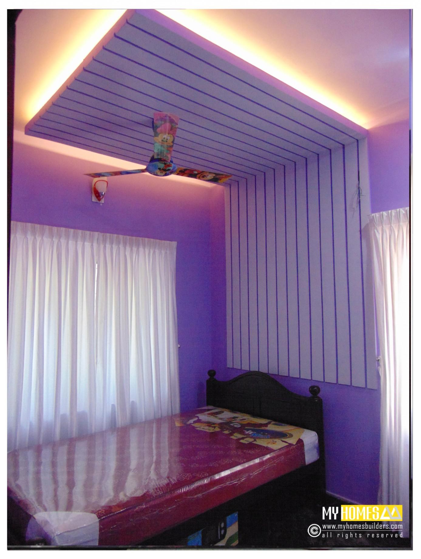 simple style interior ideal kids bedroom designs in kerala india - Bedroom Ideas Kerala