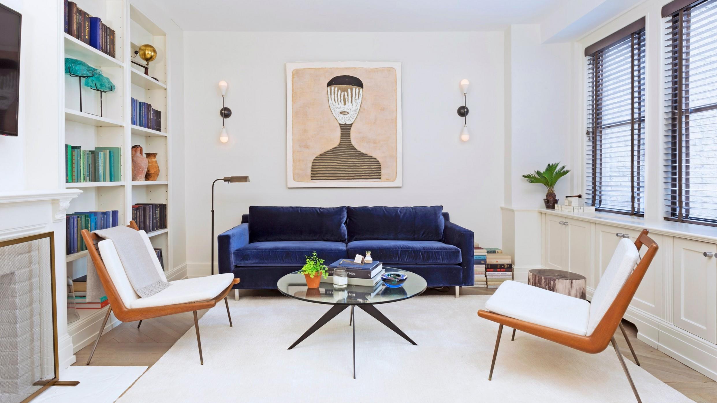 Small Apartment Design Ideas  Architectural Digest - Apartment Design New York