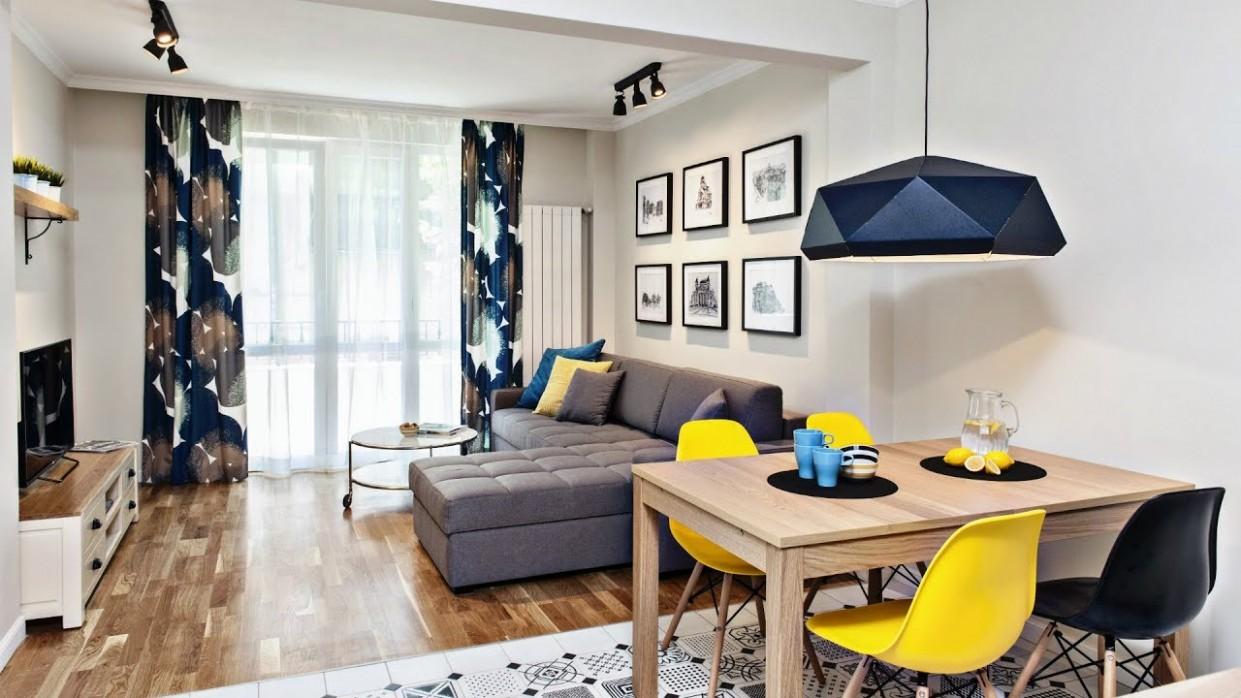 Small apartments Design  Modern European Interior  Space decorating Ideas - Apartment Home Design