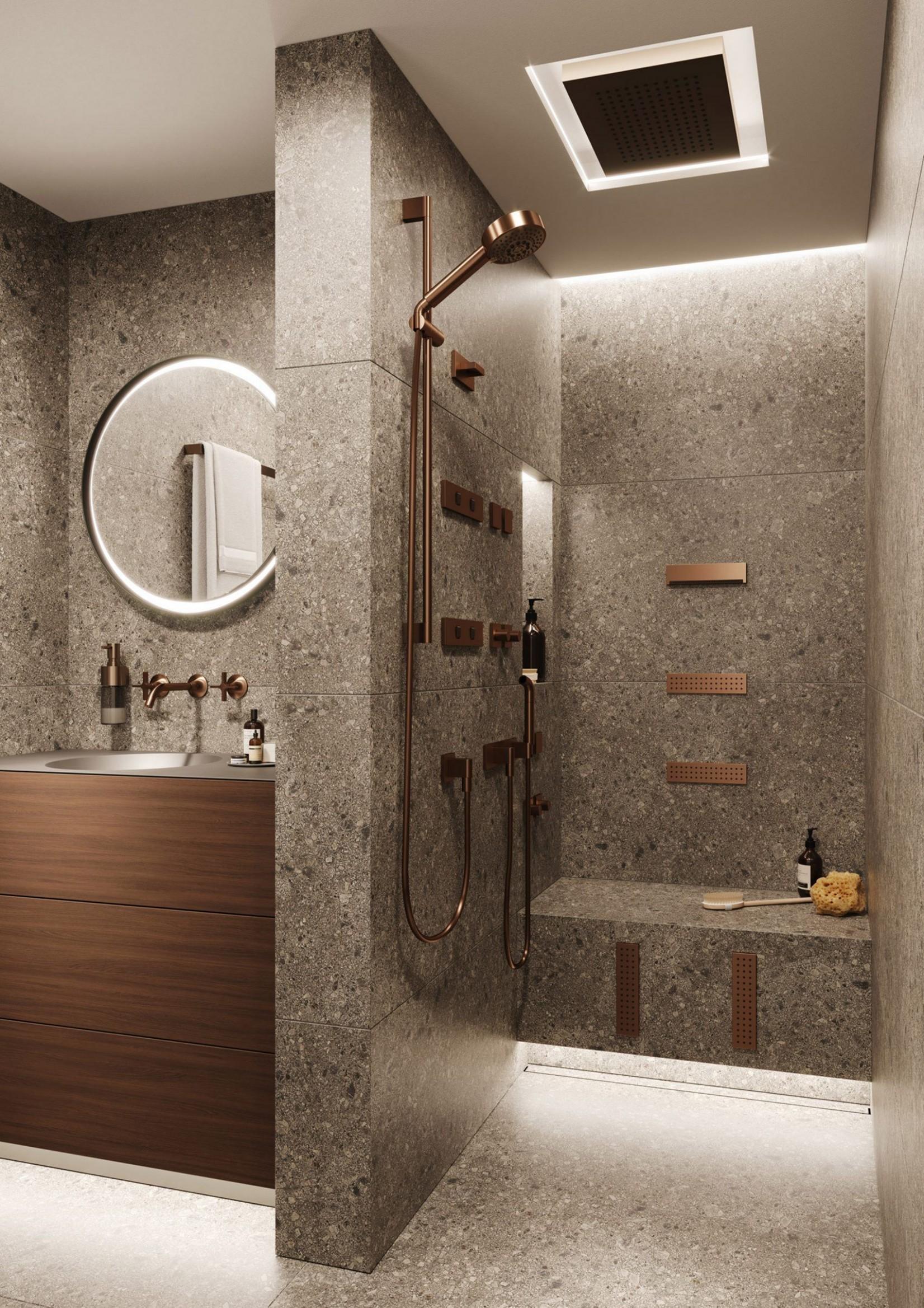 Small Bathroom Apartment Design Ideas 12  Bathroom design small  - Apartment Washroom Design