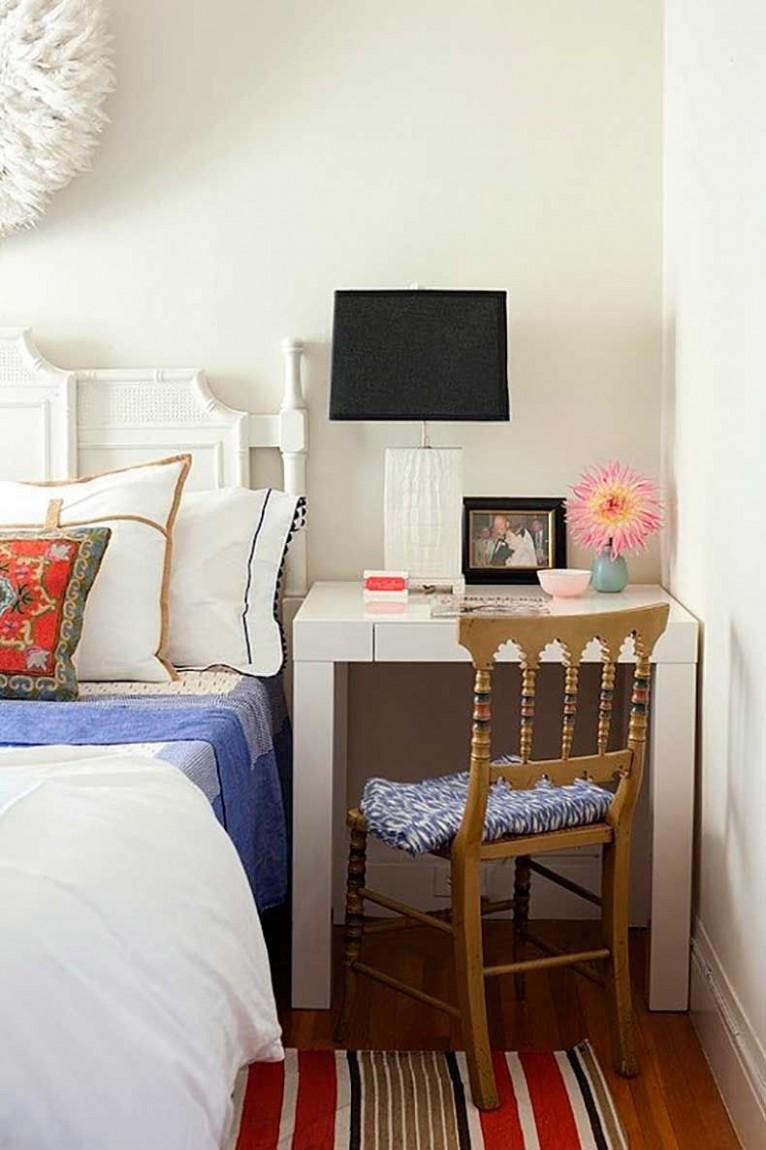 Small Bedroom Designs, Small Guest Bedroom, Small Bedroom Queen  - Small Bedroom Ideas Queen Bed