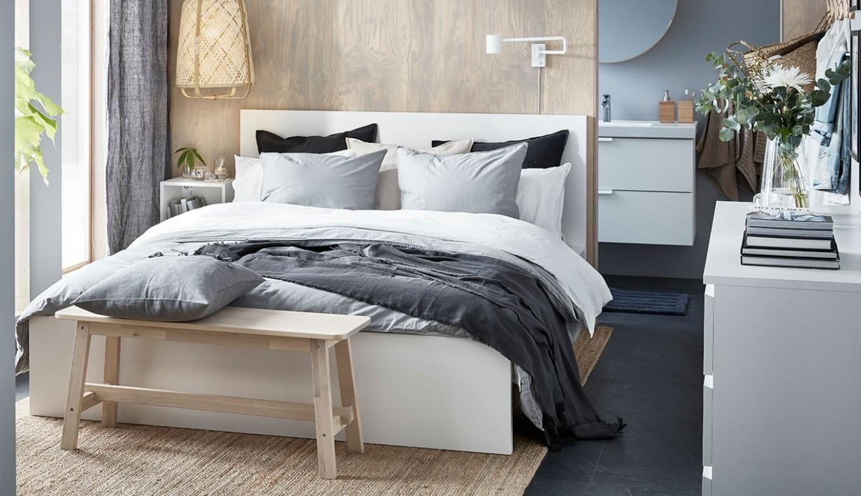 Small bedroom ideas  Small space inspiration - IKEA Ireland - Bedroom Ideas Ikea