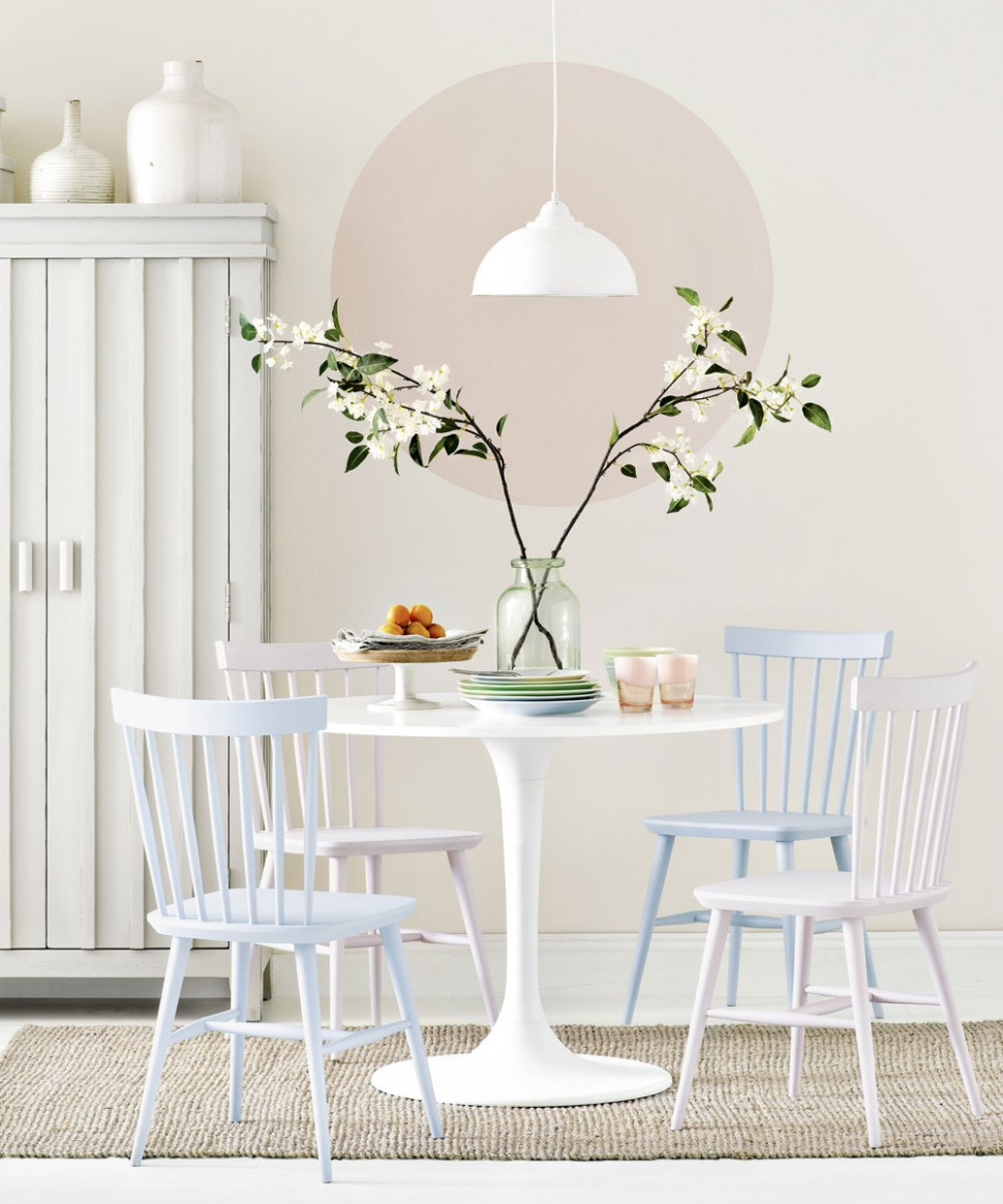 Small dining room ideas – Small dining room set – Small dining  - Dining Room Ideas Round Table