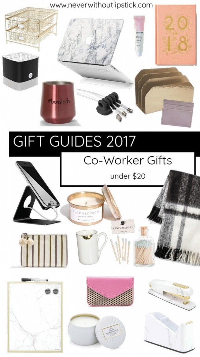 Small Gift Ideas for Co-Workers  Gift Guides  Never Without  - Home Office Gift Ideas