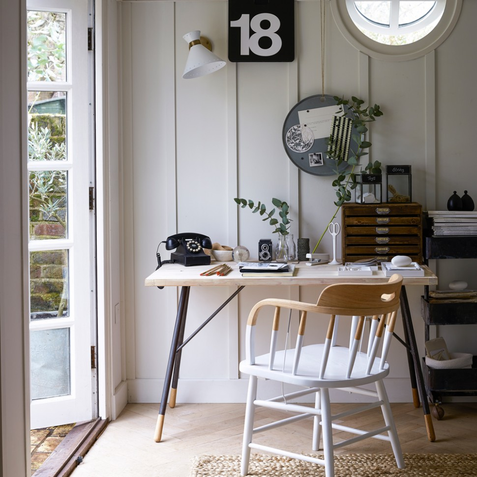 Small home office ideas – stir creativity no matter how tight the  - Small Home Office Ideas Uk