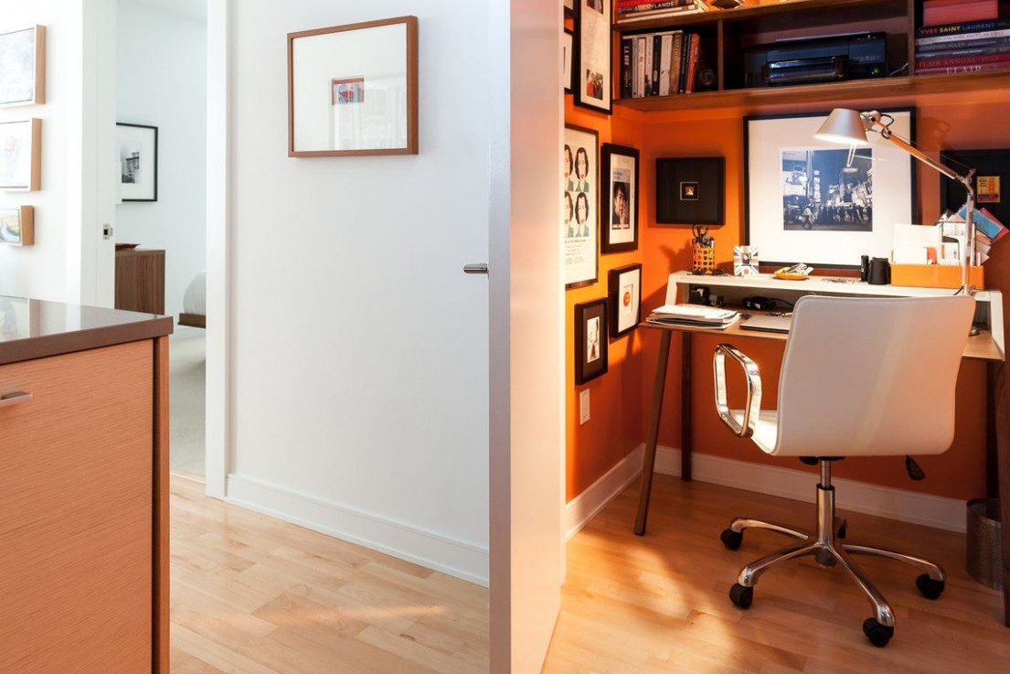 Small Home Office Ideas That Are Surprisingly Stylish - Home Office Ideas Square Room