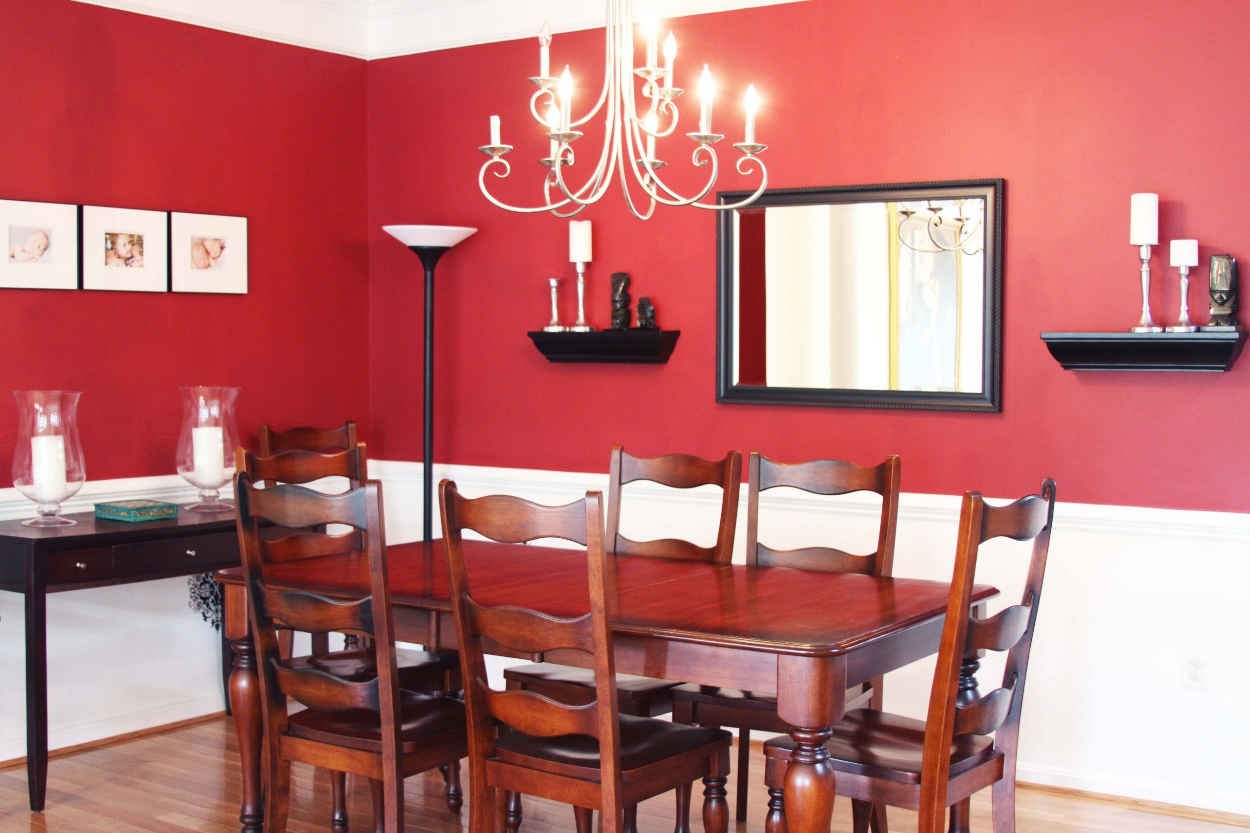 Spectacular Colors For Your Dining Room - Reliable Remodeler - Dining Room Ideas Red