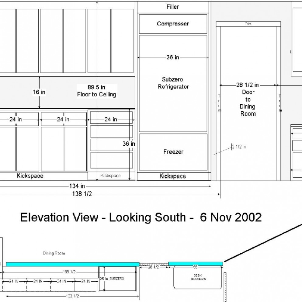 Standard Height For Kitchen Cabinets Above Counter  Kitchen  - Standard Height For Kitchen Cabinets Above Counter