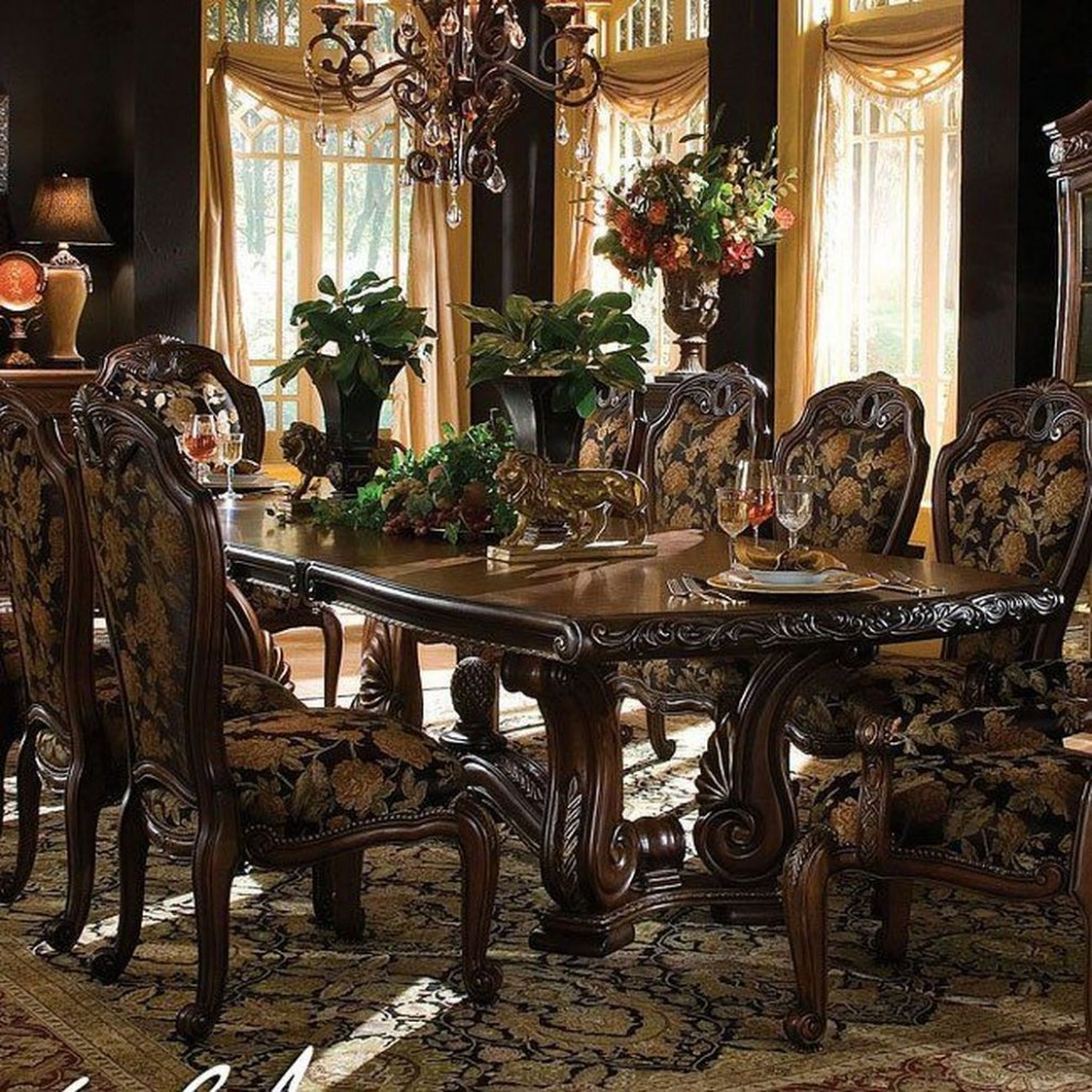 Stylish Victorian Dining Room Ideas 8 - Trendehouse - Dining Room Ideas Victorian