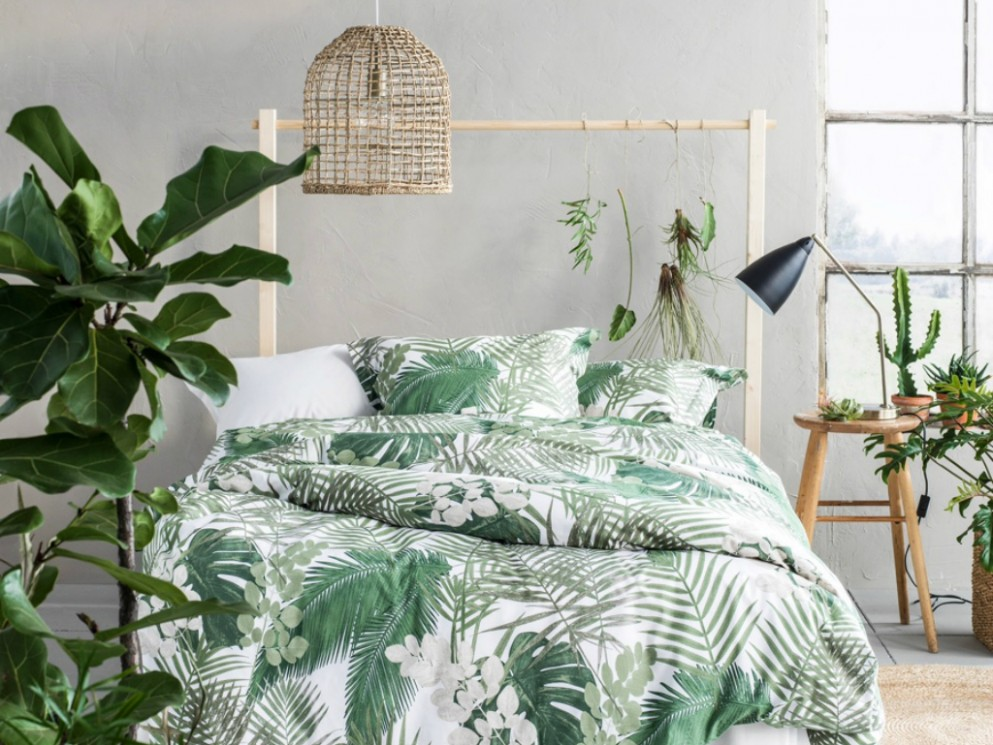 Summer Trends 8: Bedroom Inspiration With Tropical Design - Bedroom Ideas Tropical