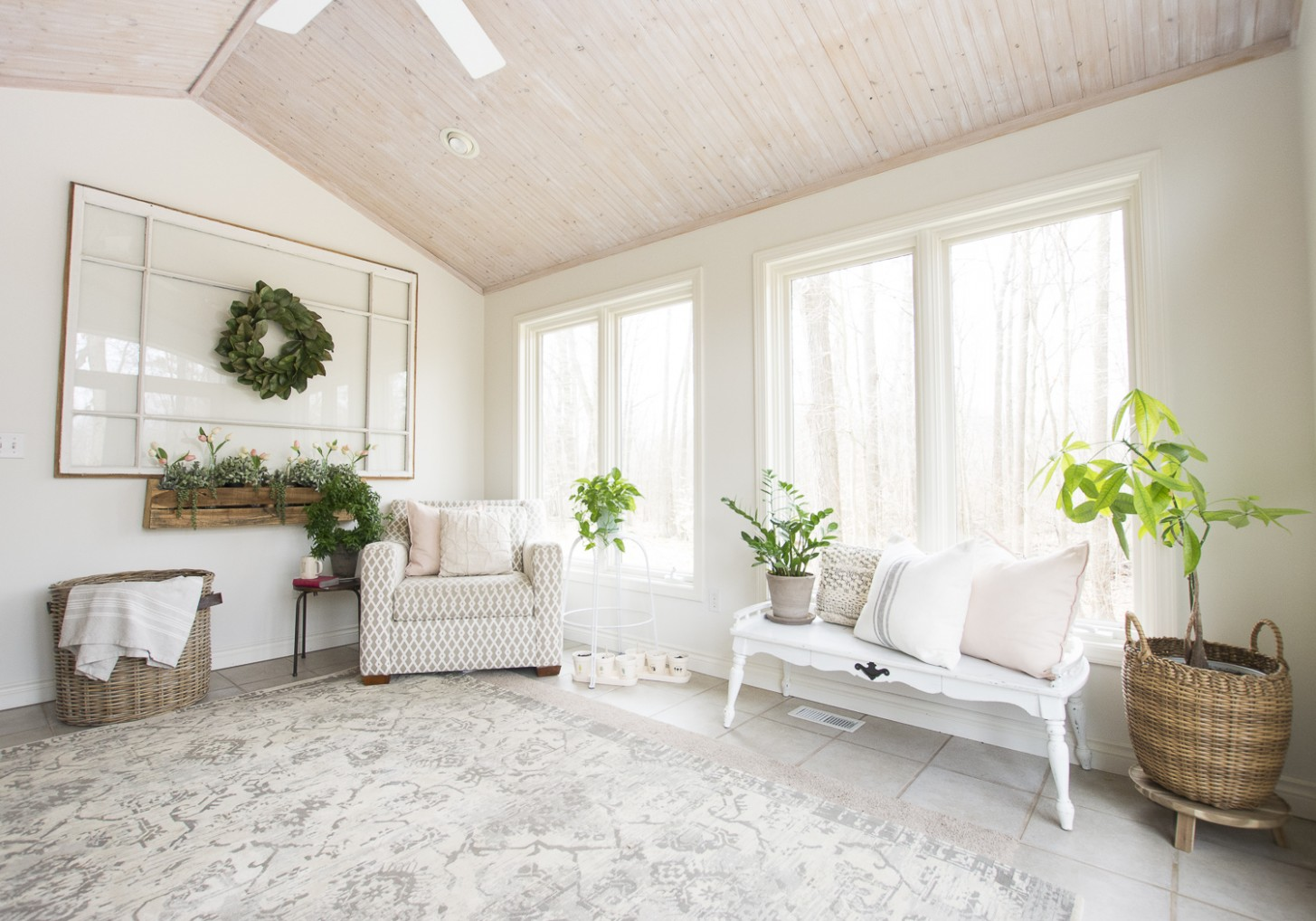 Sunroom Office Inspiration: A Dual Purpose Paradise  Grace In My  - Sunroom Ideas For Office