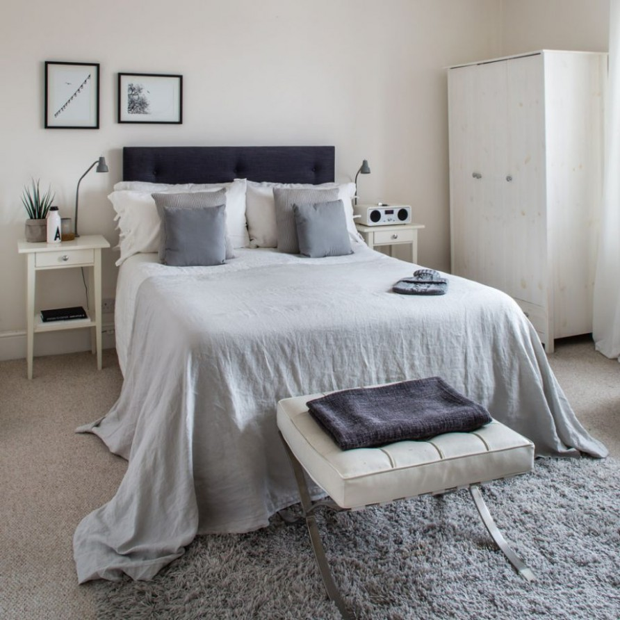 Take a look round this cosy Victorian terrace with modern decor  - Bedroom Ideas Victorian Terrace