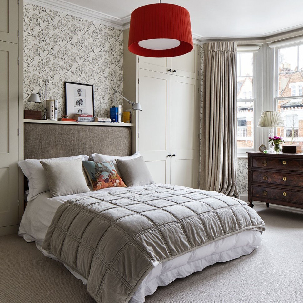 Take a tour of this redesigned Victorian terrace in South London - Bedroom Ideas Victorian Terrace