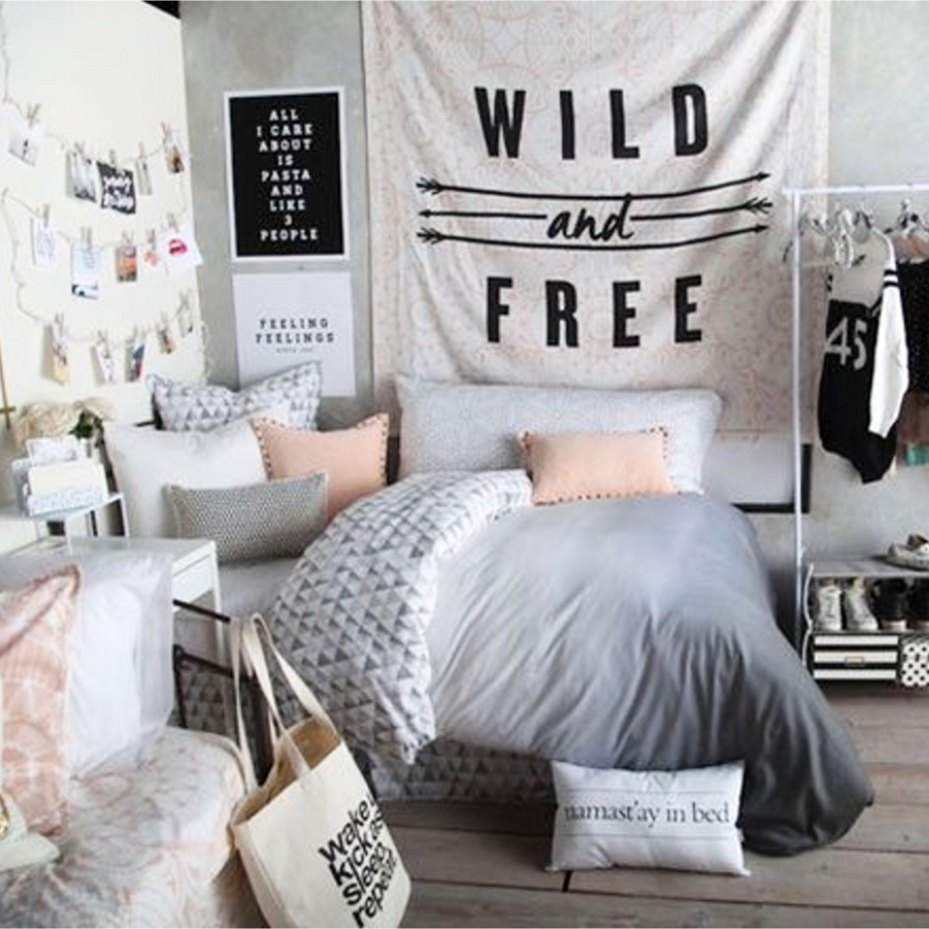 Teen Bedroom Makeover Ideas  Lures And Lace - Bedroom Ideas For Teens