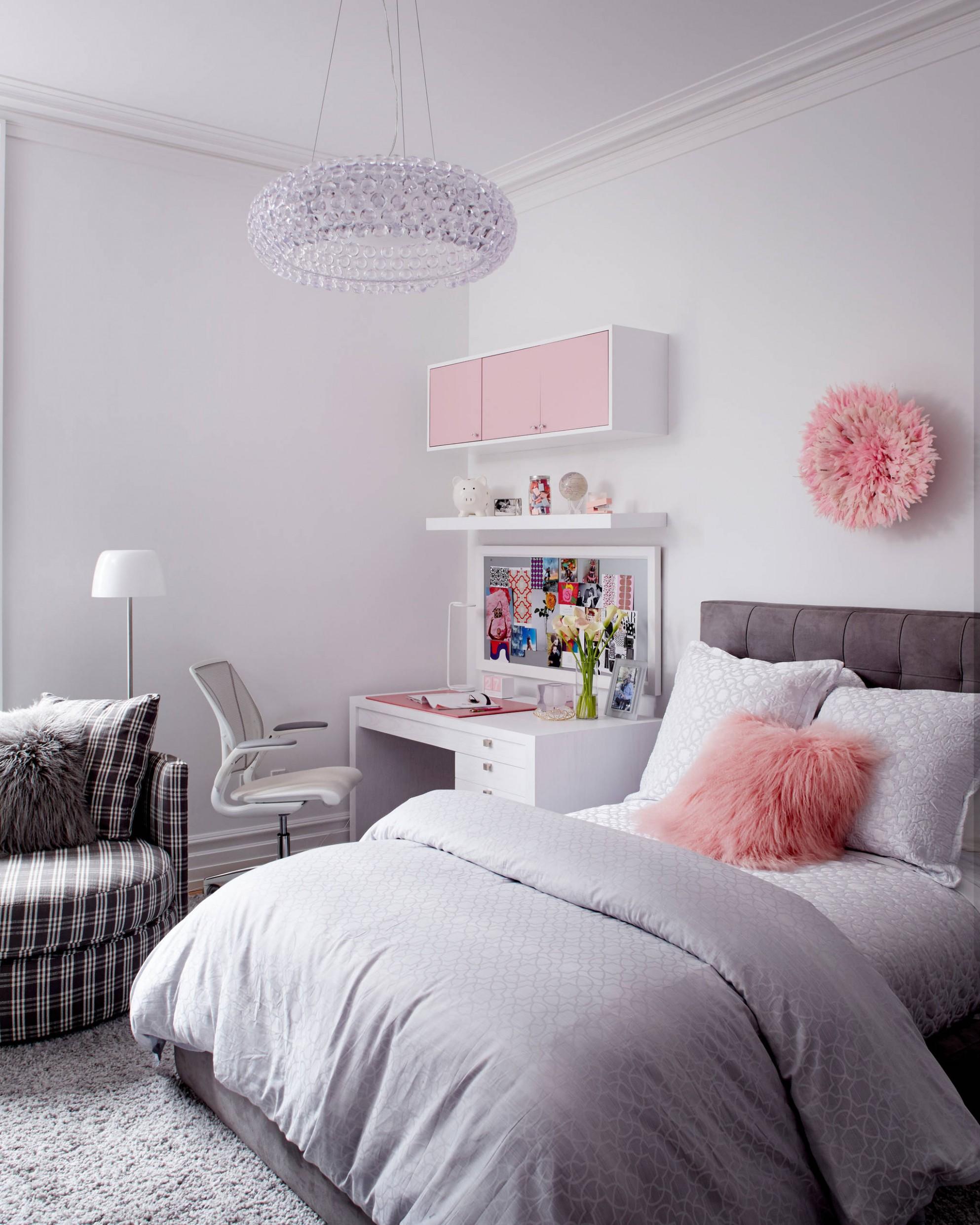 Teenage Girls Bedroom Ideas  Houzz - Bedroom Ideas Teenage Girl