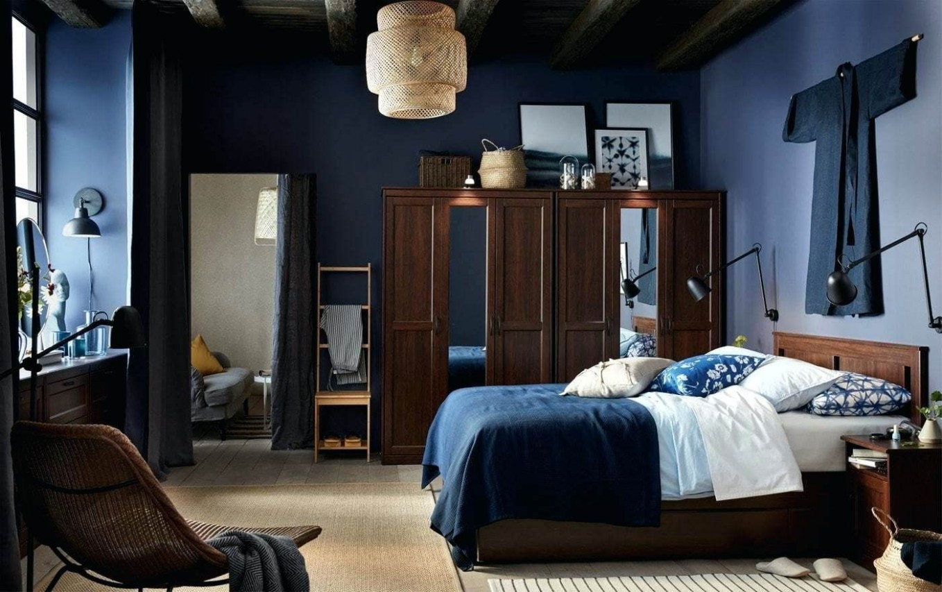 The 12 Best IKEA Bed Frames Right Now & How To Style Them On A  - Bedroom Ideas Ikea