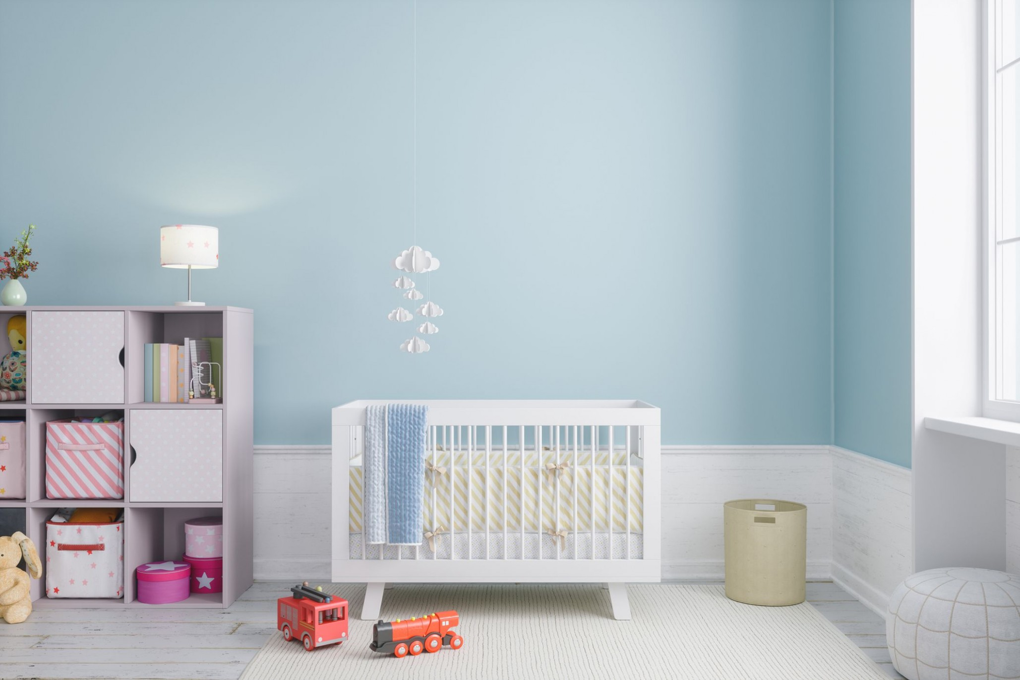 The 8 Best Nursery Paint Colors - Baby Room Colours