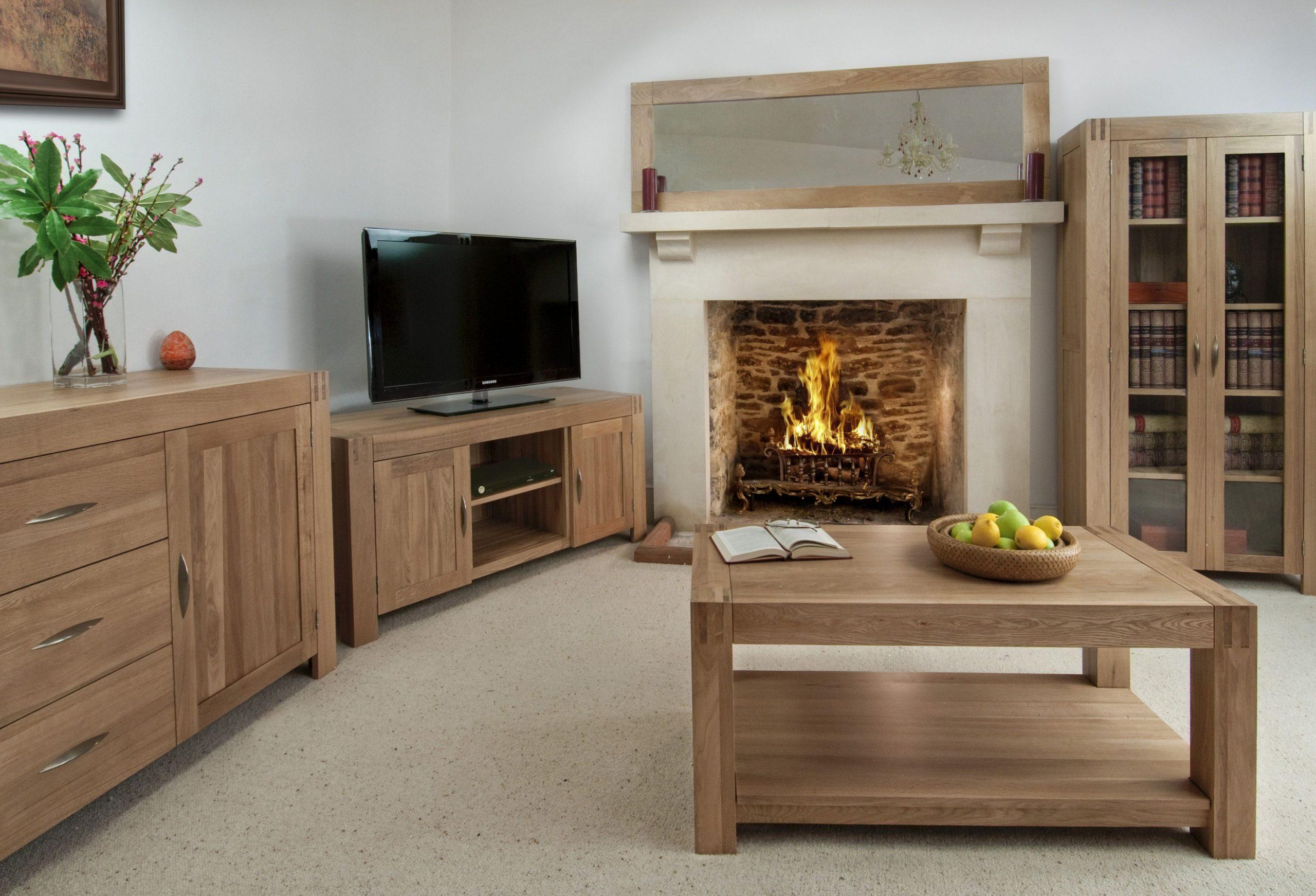 The Alto Natural Solid Oak Range from Oak Furniture Land  Living  - Dining Room Ideas Oak Furniture