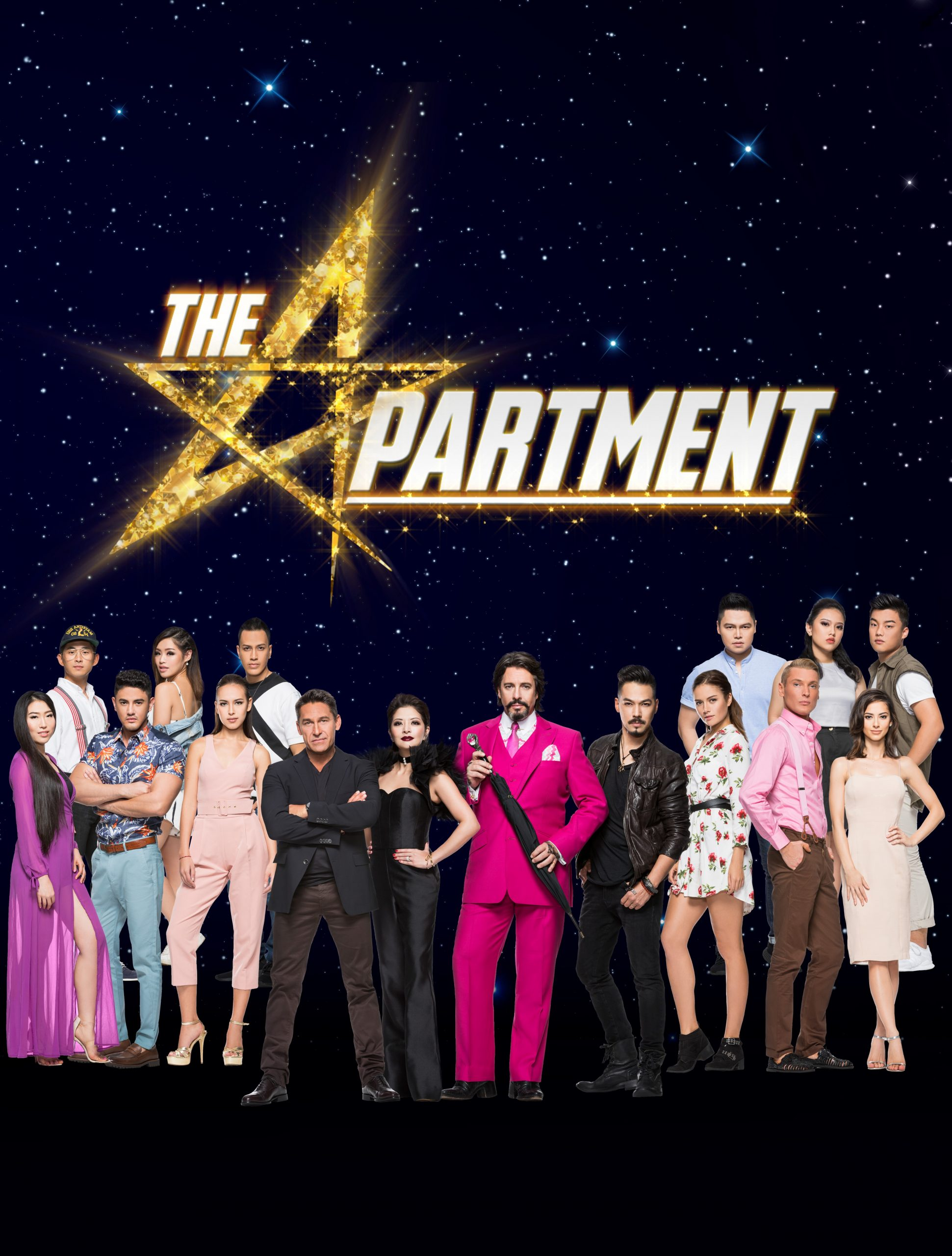 The Apartment (TV Series 9– ) - IMDb - The Apartment Design Your Destiny Theme Song