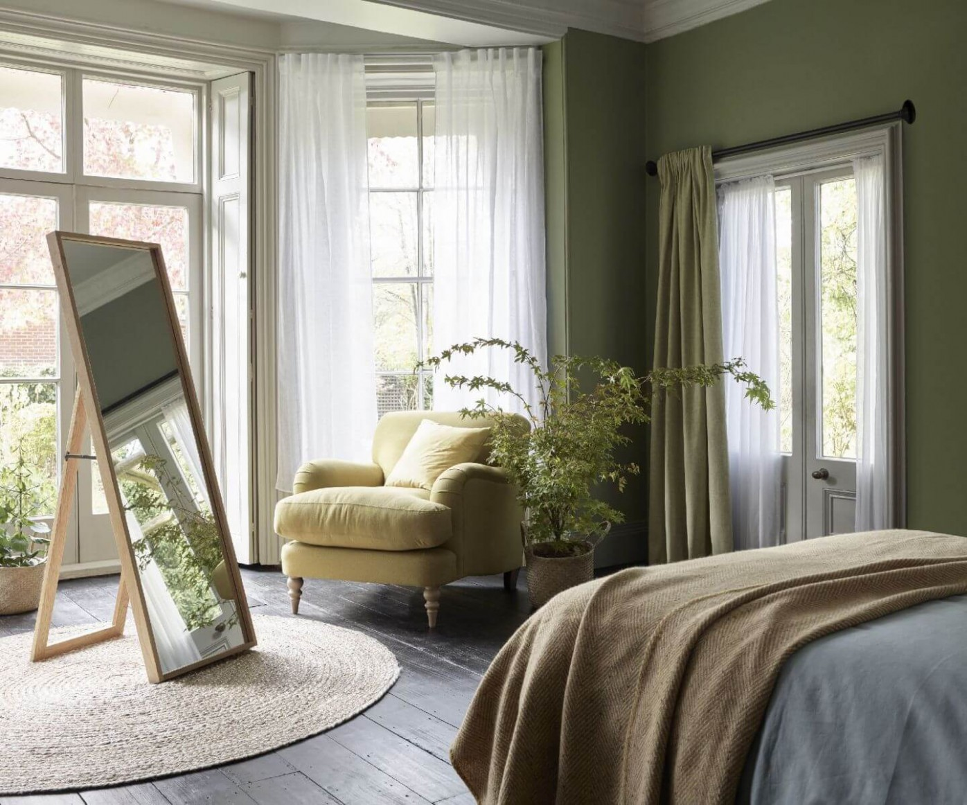 The Best Curtain Ideas for Bedroom Windows - Curtains Up Blog  - Window Ideas Bedroom