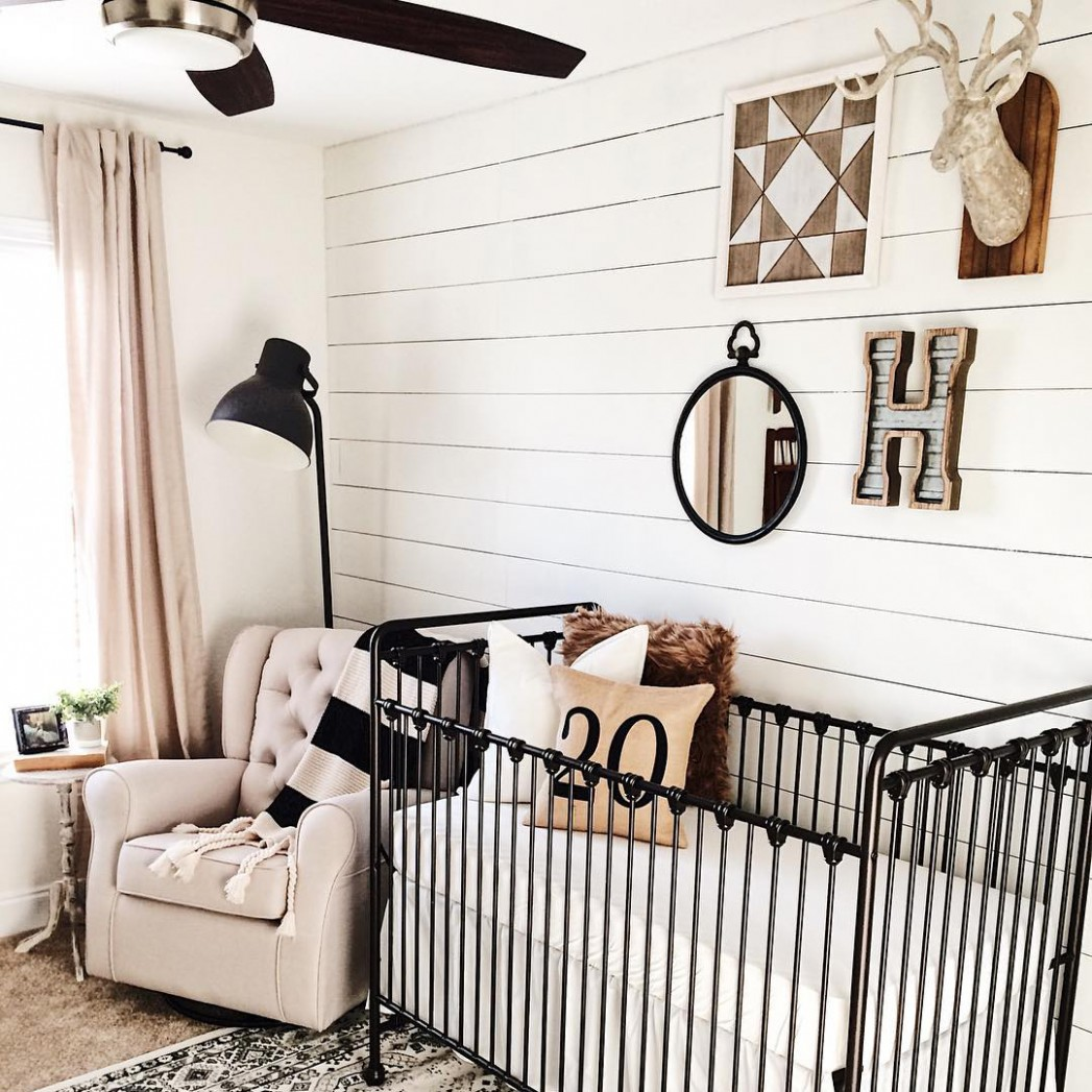 The Best Gender Neutral Nursery Inspiration - Baby Room Neutral