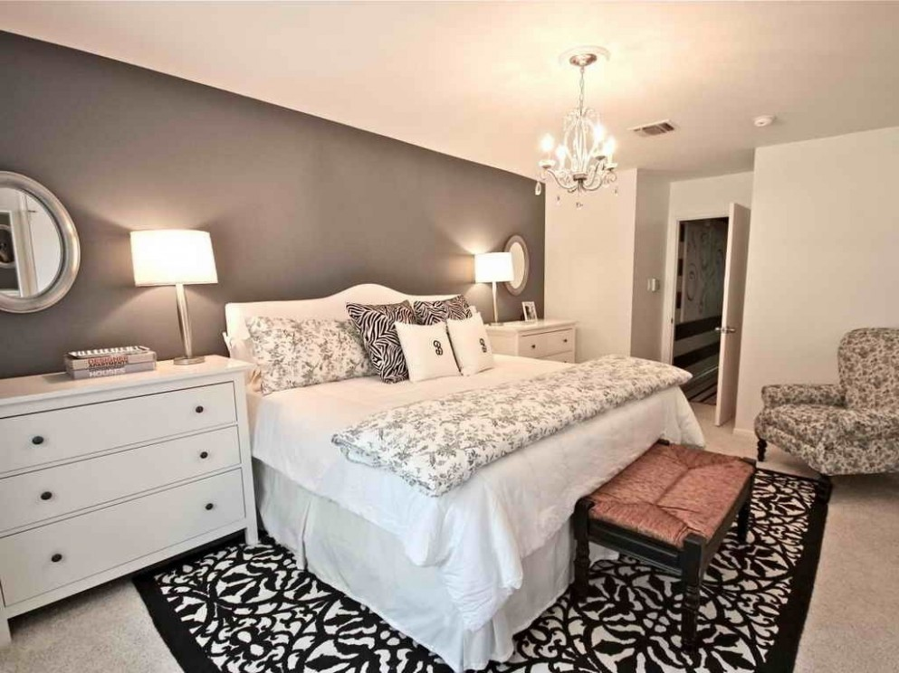 The Best Master Bedroom Paint Ideas in 9  Small master bedroom  - Bedroom Ideas For Couples