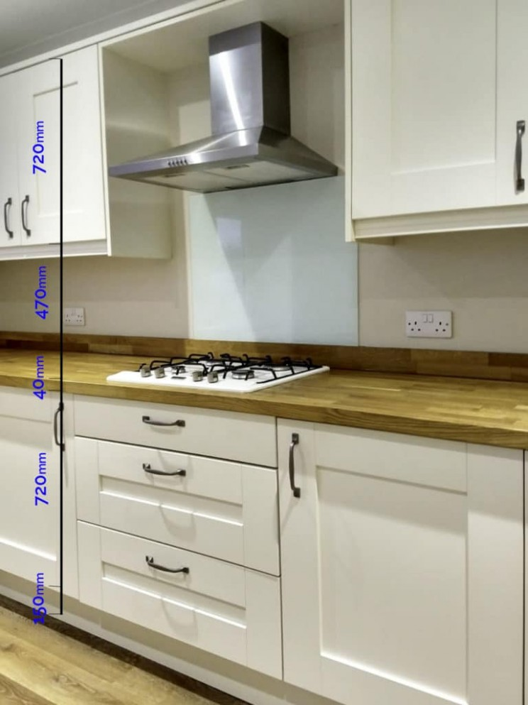 The Complete Guide To Standard Kitchen Cabinet Dimensions - Base Kitchen Cabinets Are Typically