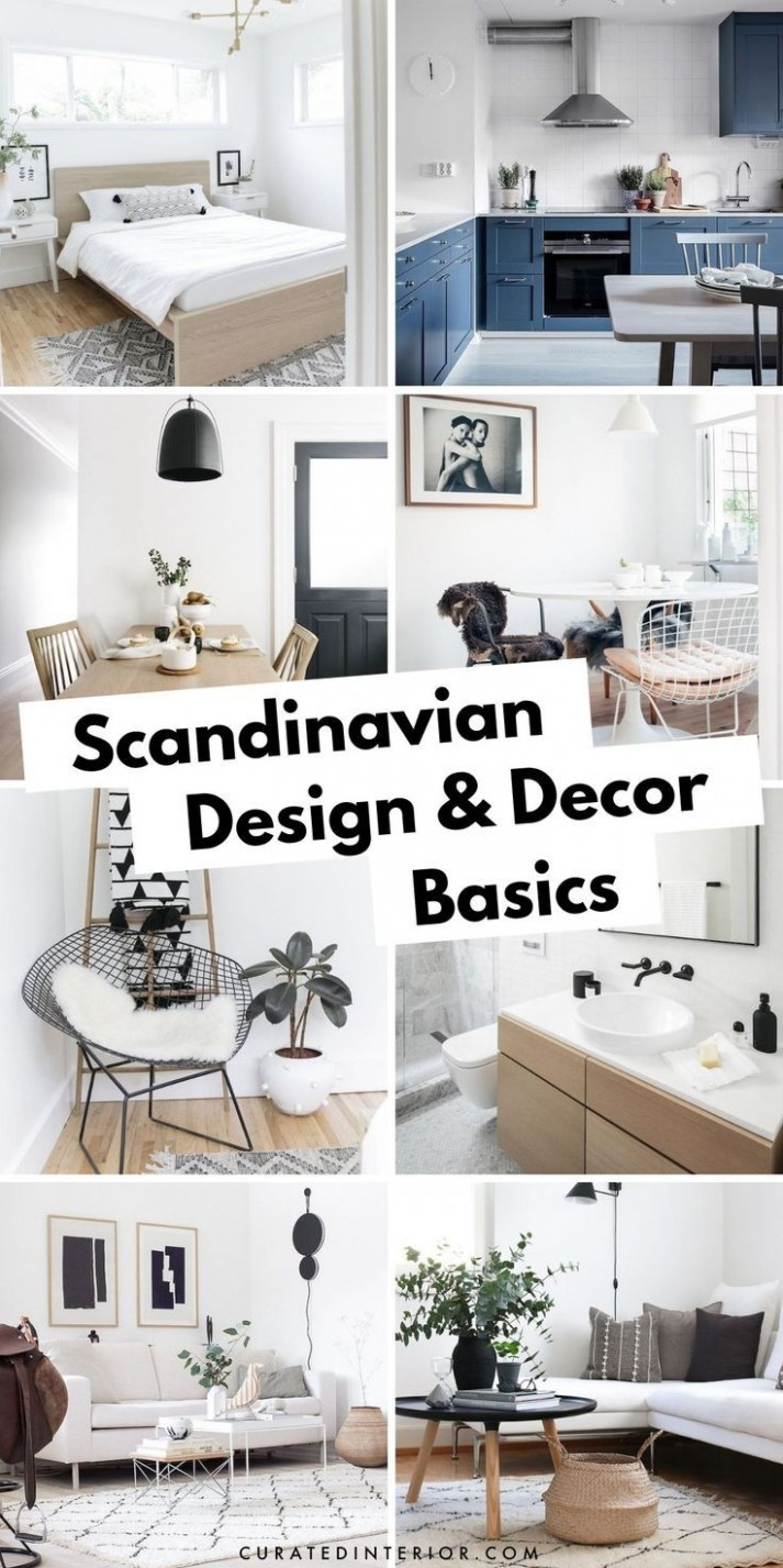 The Essential Scandinavian Decor Guide in 8  Contemporary home  - Apartment Design Basics
