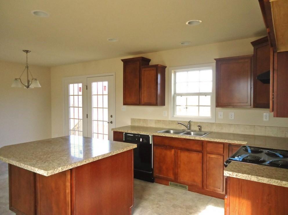 The Franklin Modular Home - Kitchen - Franklin Kitchen Cabinets