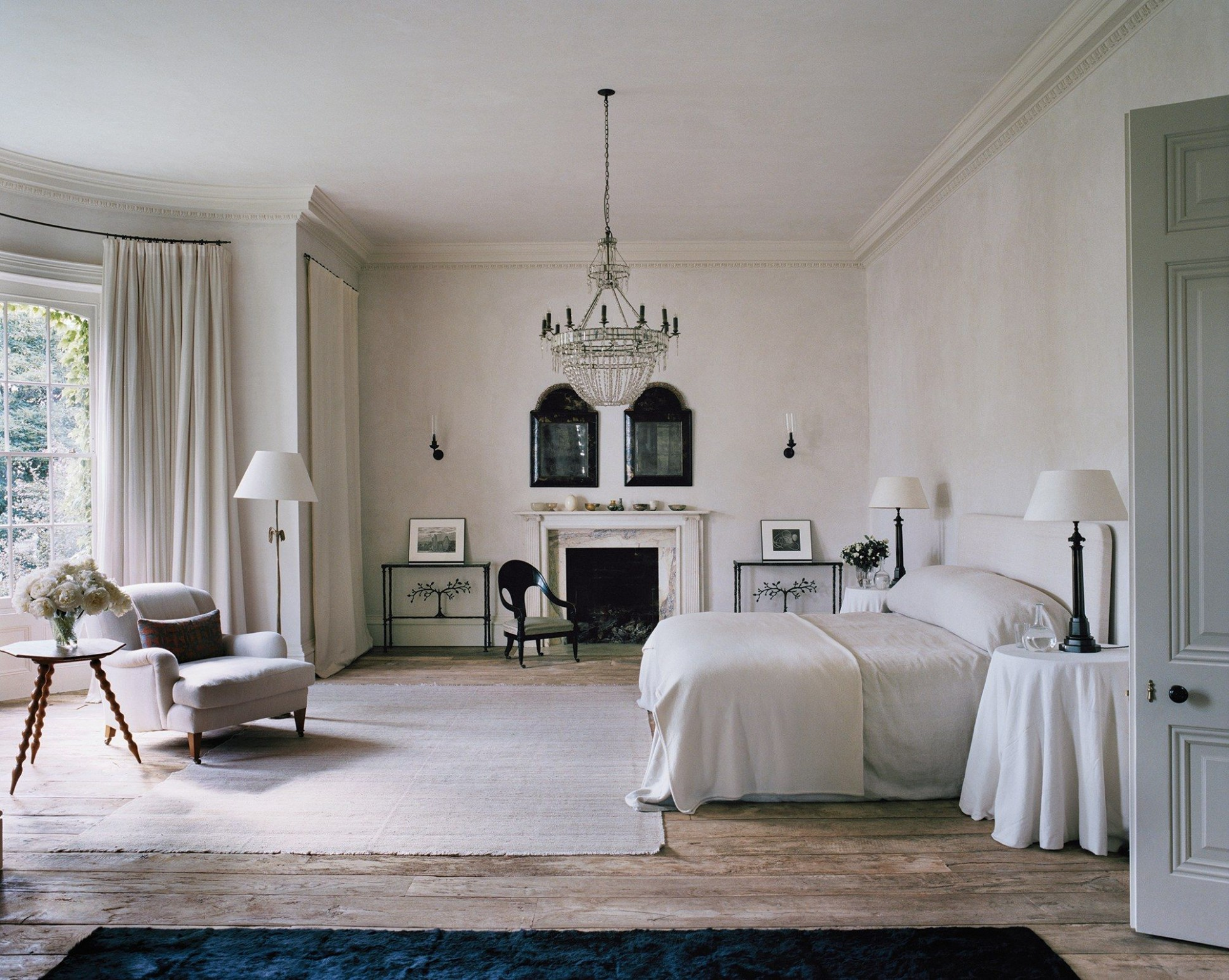 The Most Beautiful Bedrooms From the New Vogue Living Book  - Bedroom Ideas Vogue