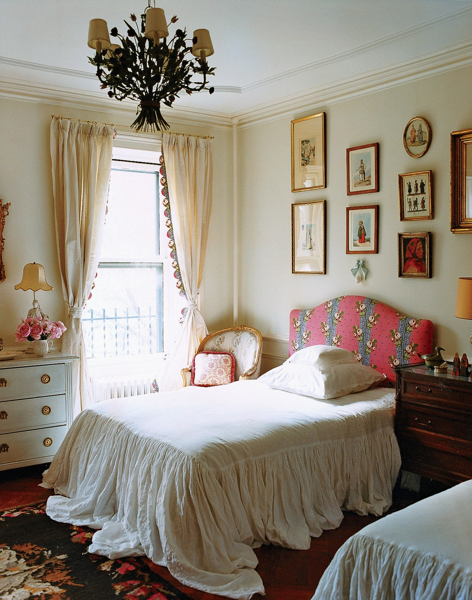 The Most Beautiful Bedrooms From the New Vogue Living Book  Vogue - Bedroom Ideas Vogue