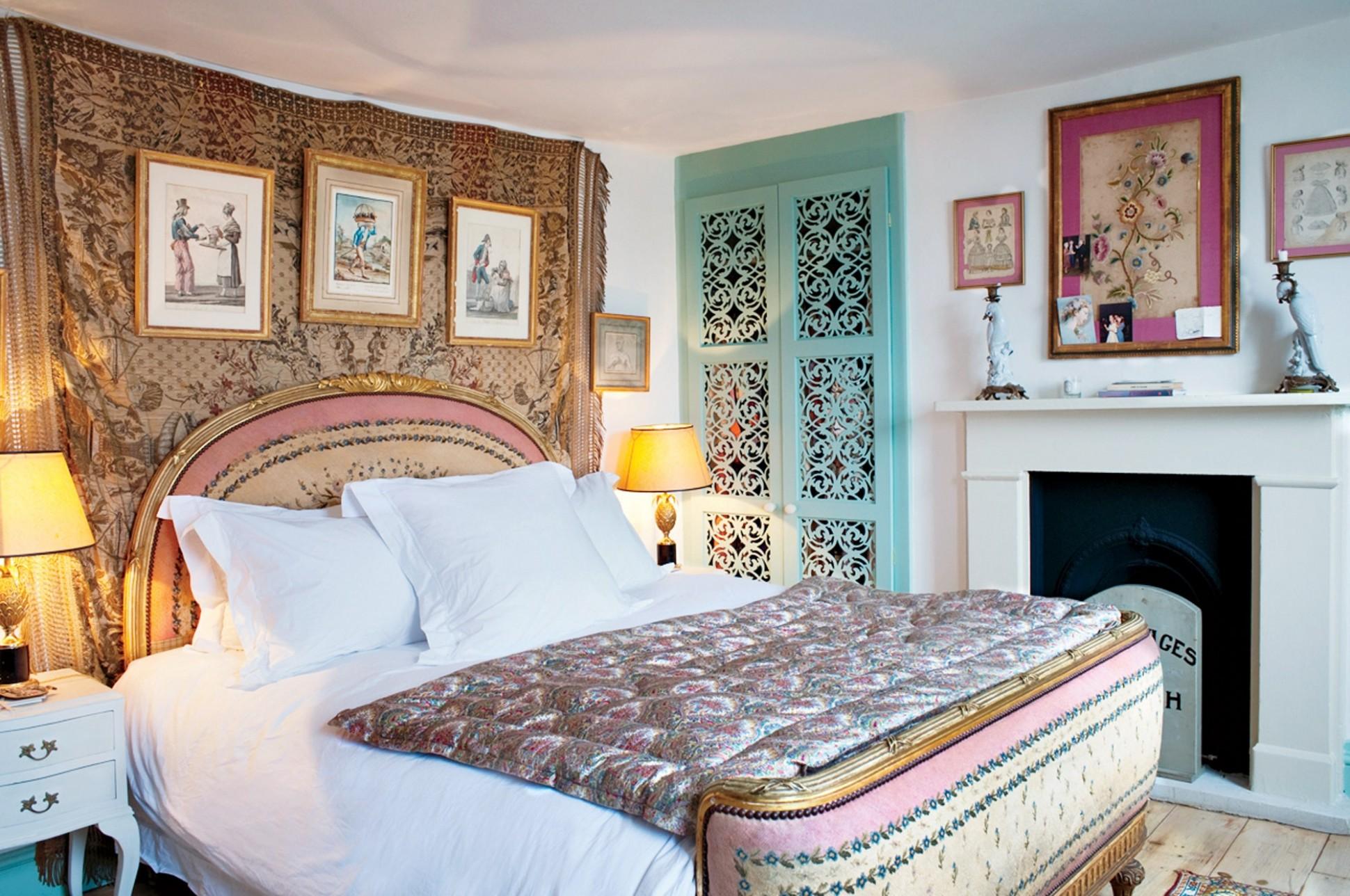The Most Beautiful Bedrooms in Vogue  Vogue - Bedroom Ideas Vogue