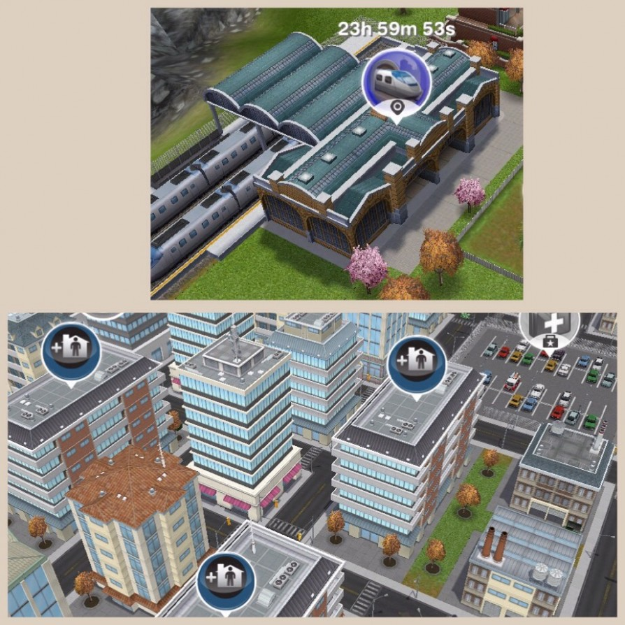 The Sims Freeplay- House Guide (Part Four) Penthouse & 10 Story  - Apartment Design Guide Part 3