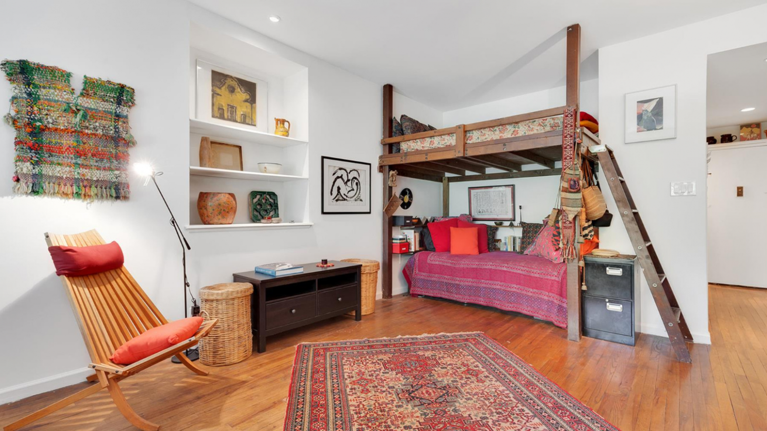 The smallest NYC apartments for sale - Curbed NY - Apartment Design Nyc