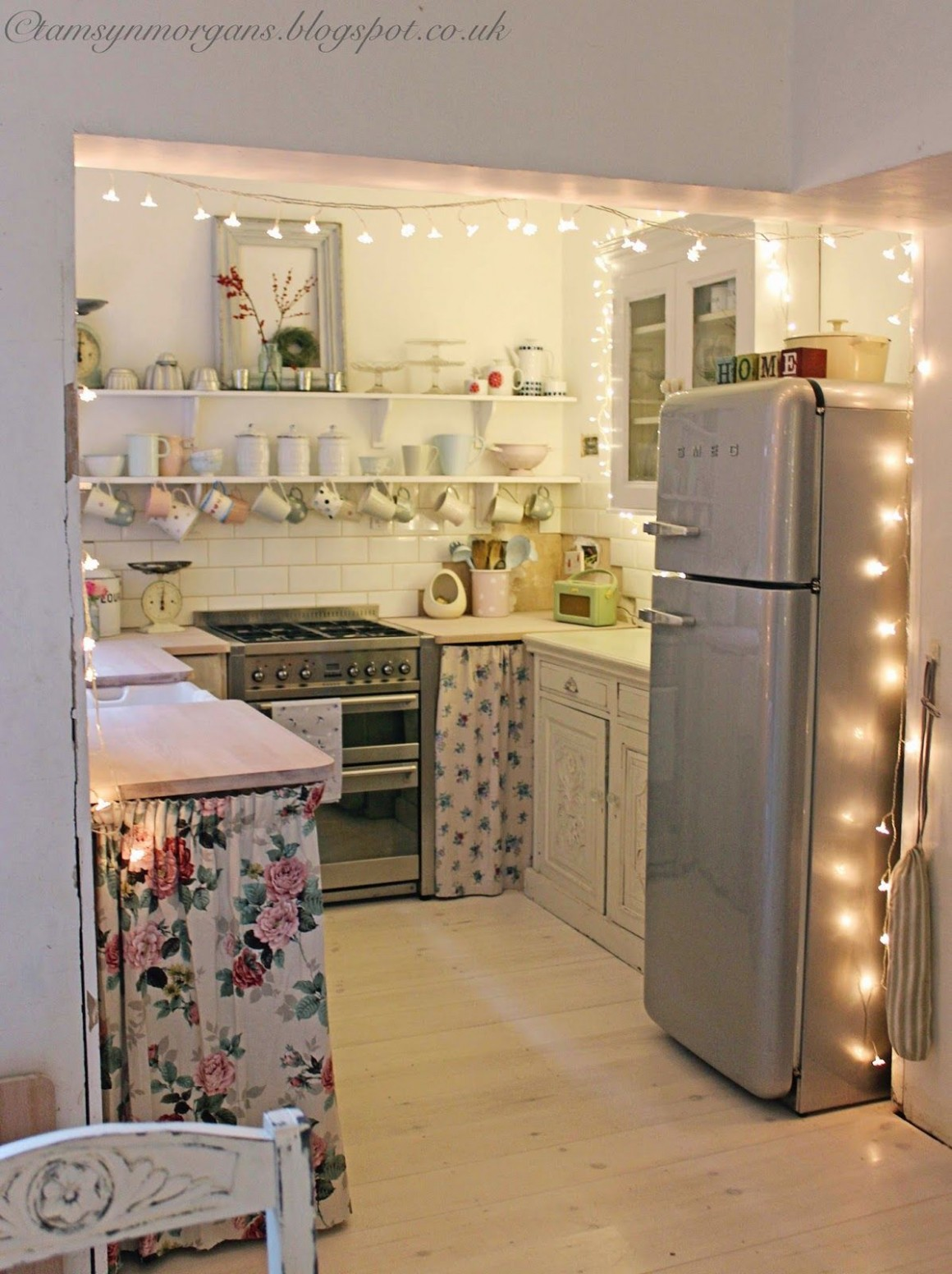 The Villa on Mount Pleasant: Kitchen Reveal - A Work In Progress  - Apartment Kitchen Wall Decor Ideas
