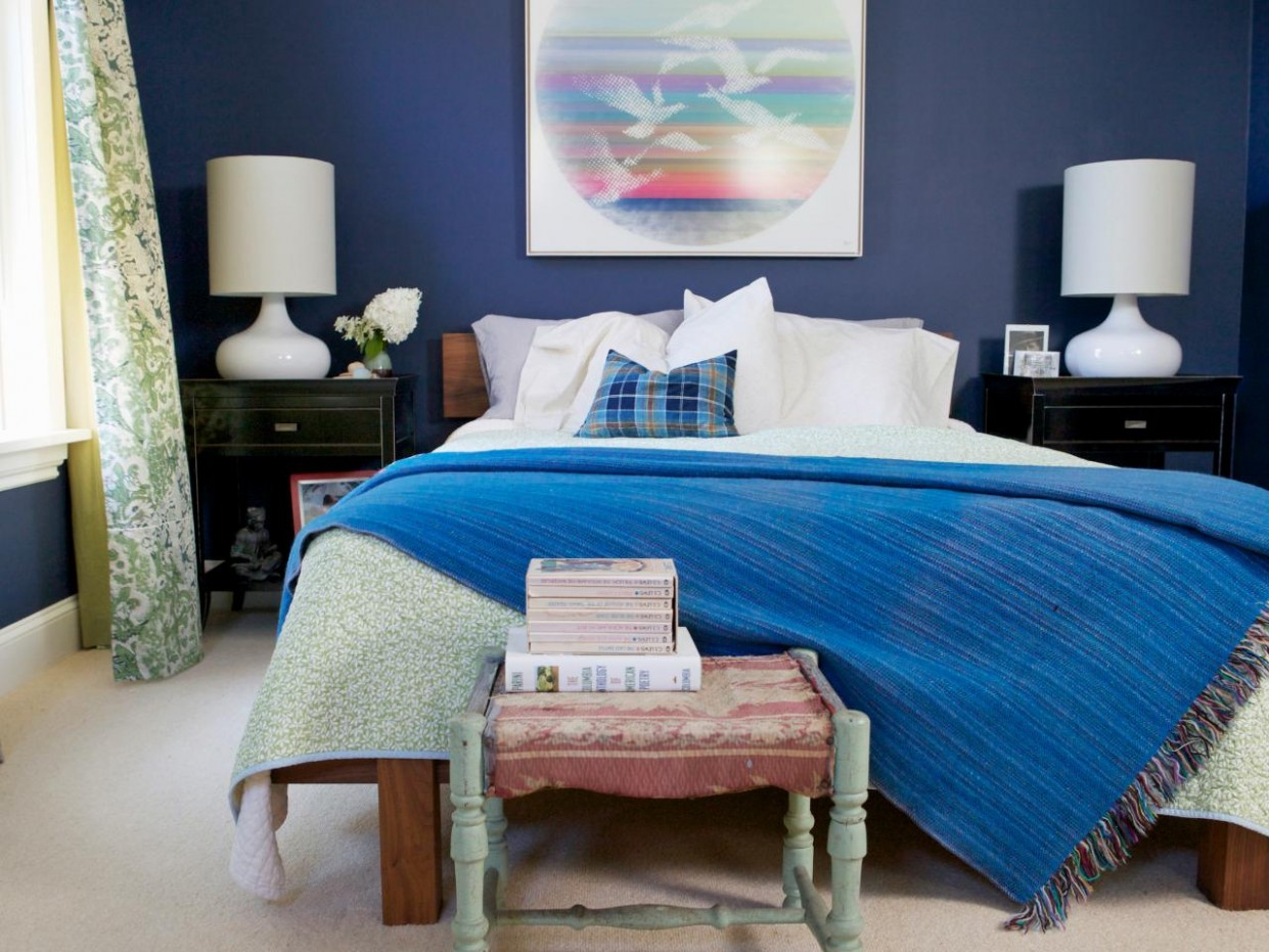 Tips for Designing a Stylish Small Bedroom  HGTV - Bedroom Layout Ideas 10 X 12