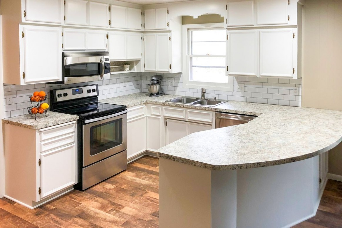 Tips for Refinishing Kitchen Cabinets - This Old House - How To Finish Kitchen Cabinets