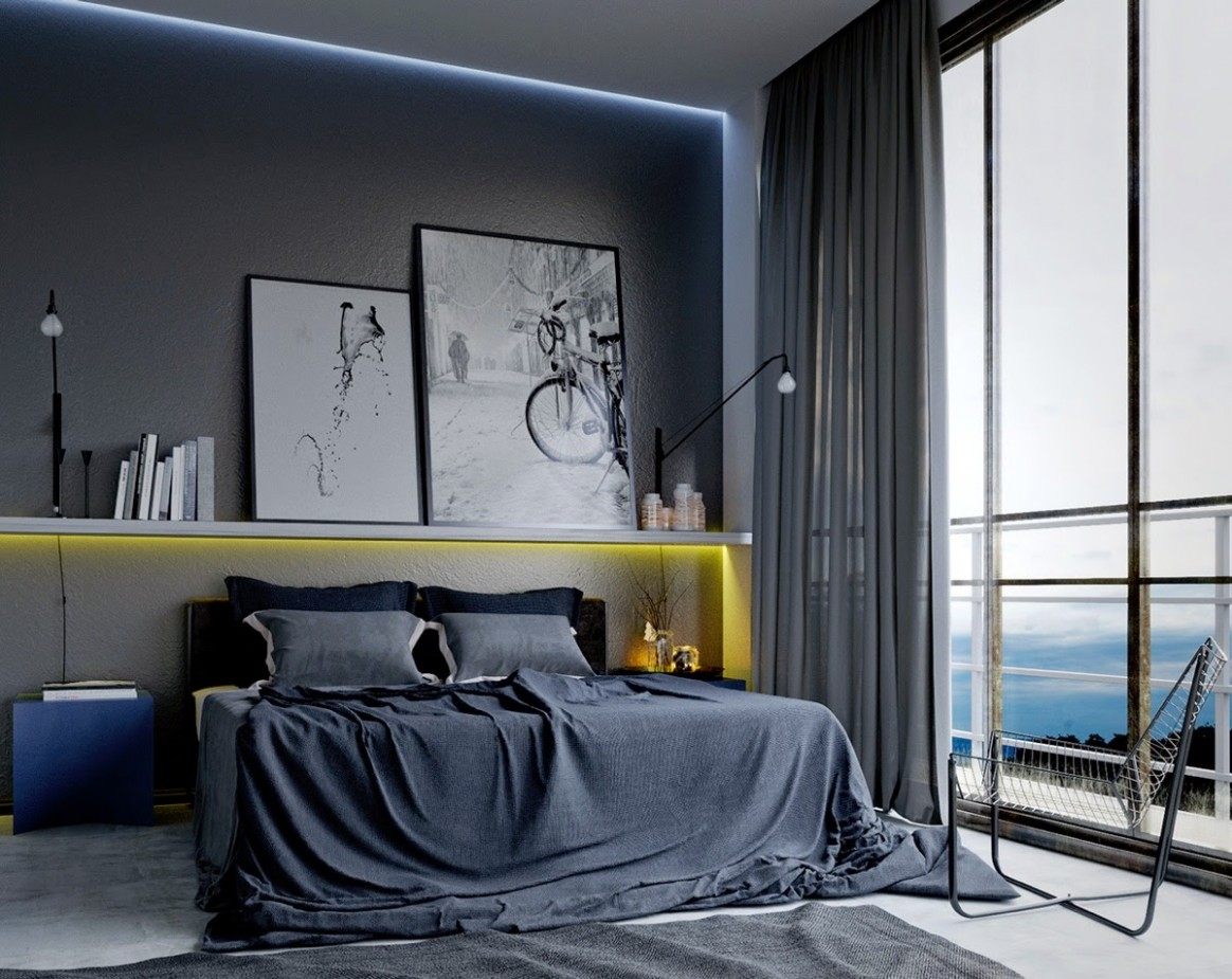 Tips to Decorate Male Bedroom Ideas — Oscarsplace Furniture Ideas - Bedroom Ideas Male
