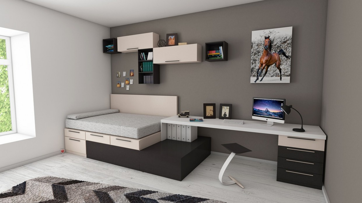Top 11 Small Bedroom Decorating Ideas For Young Adults (Teenage  - Bedroom Ideas Young Adults